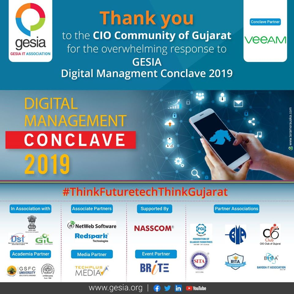GESIA Digital Management Conclave