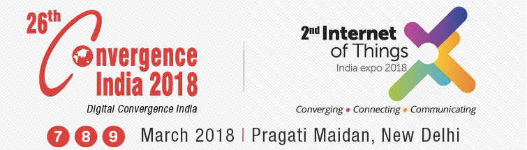 GESIA IT ASSOCIATION at 26th Convergence India 2018